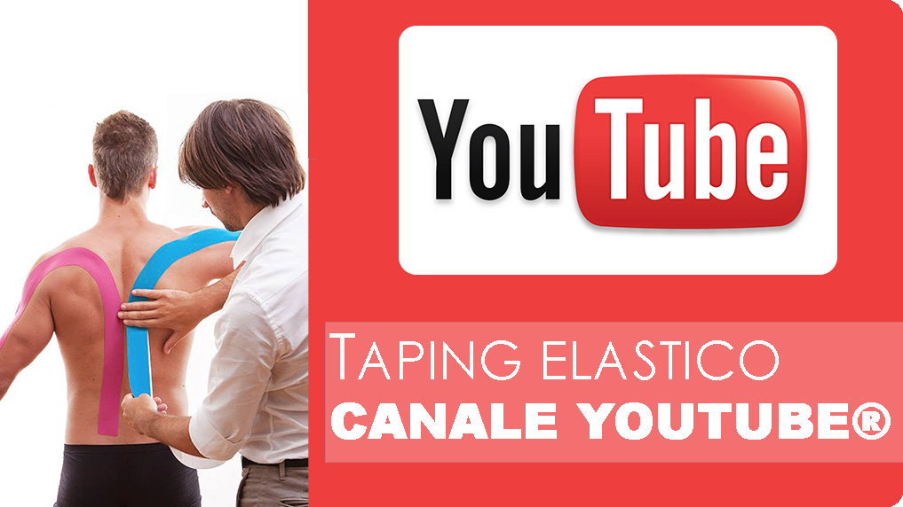 Taping Elastico® Canale Youtube